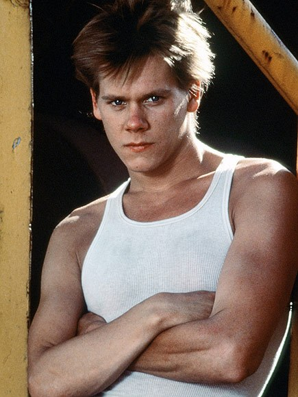 The poor don't know Kevin Bacon like I do.