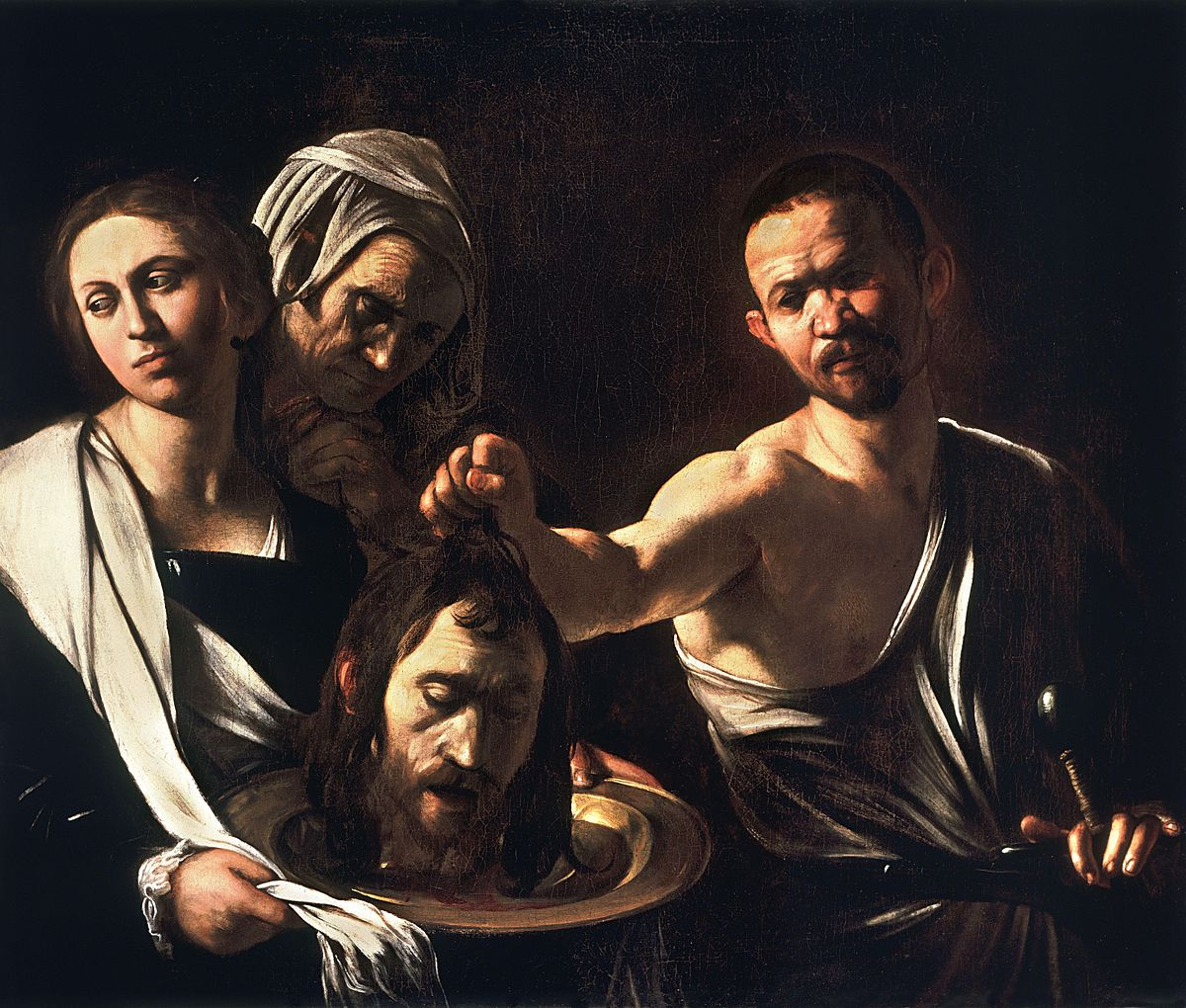 John the Baptist spoke out and got beheaded, so that's maybe not the most encouraging example, eh.