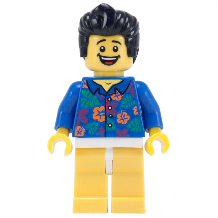 OK but why doesn't Mr Lego Guy have to wear pants? And why does he look so strangely happy about it?
