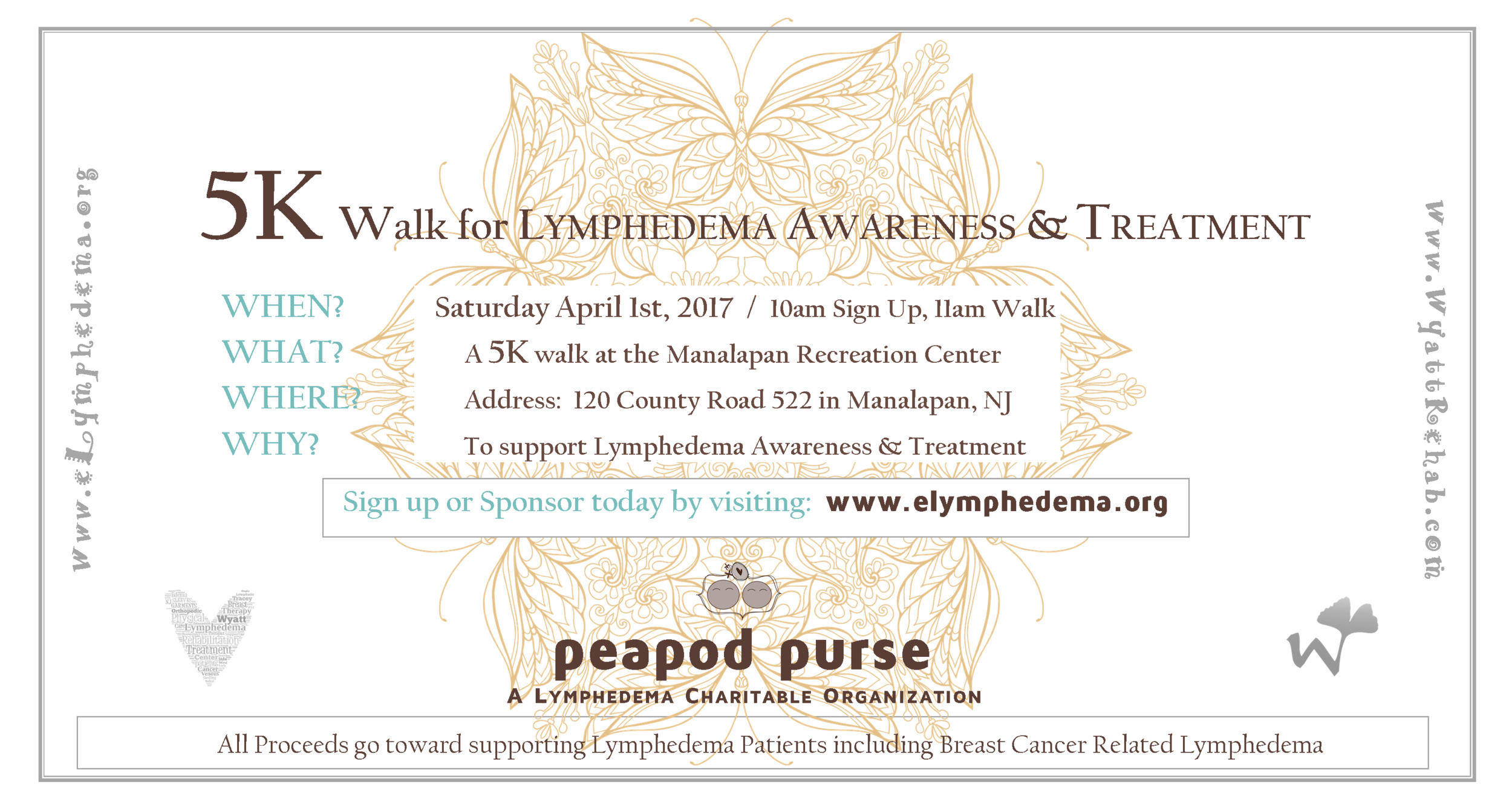 Lymphedema Walk Nj Charity