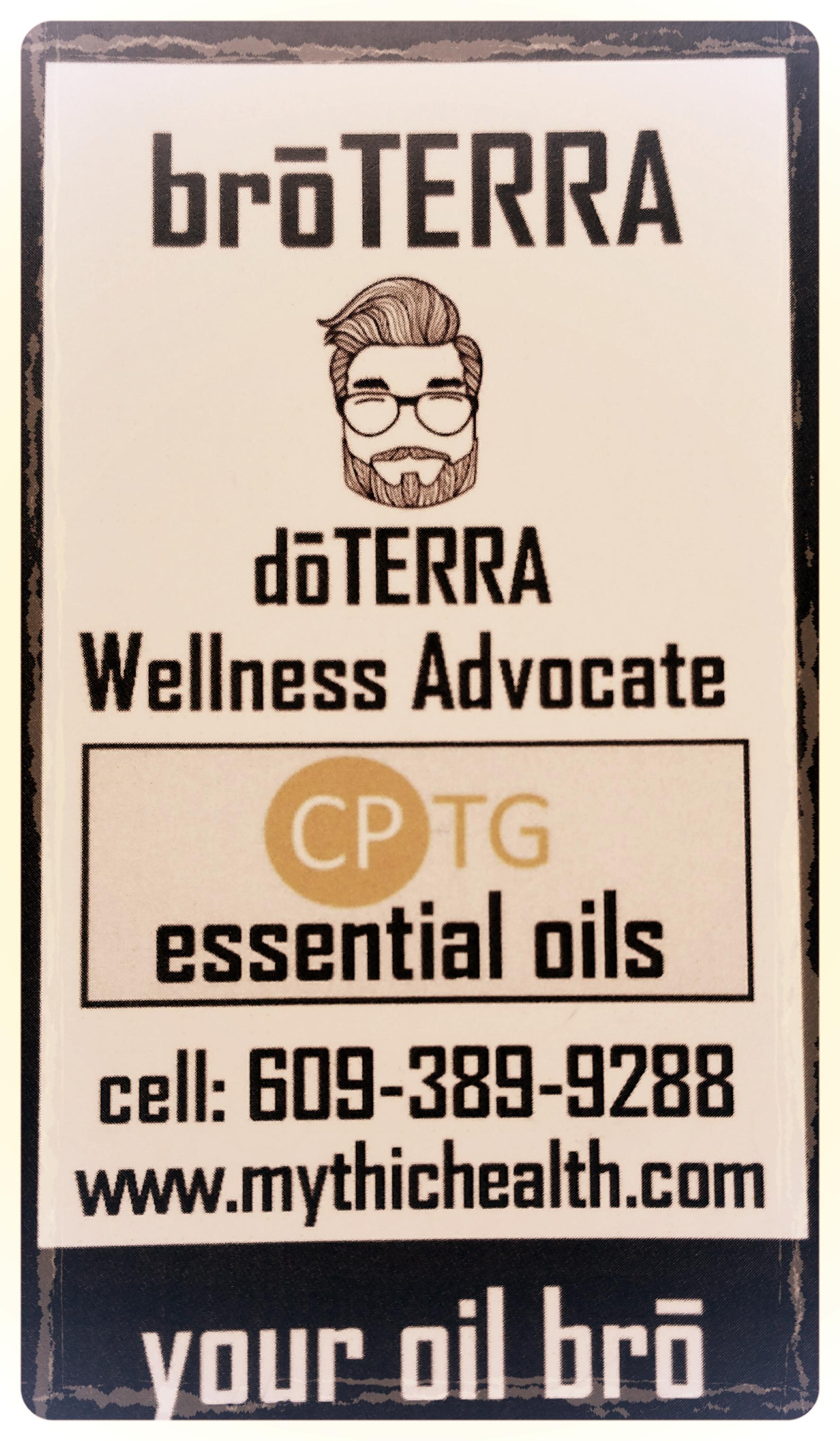 Mythic essential oils