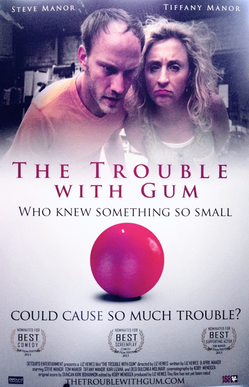 The Trouble with Gum poster.JPG