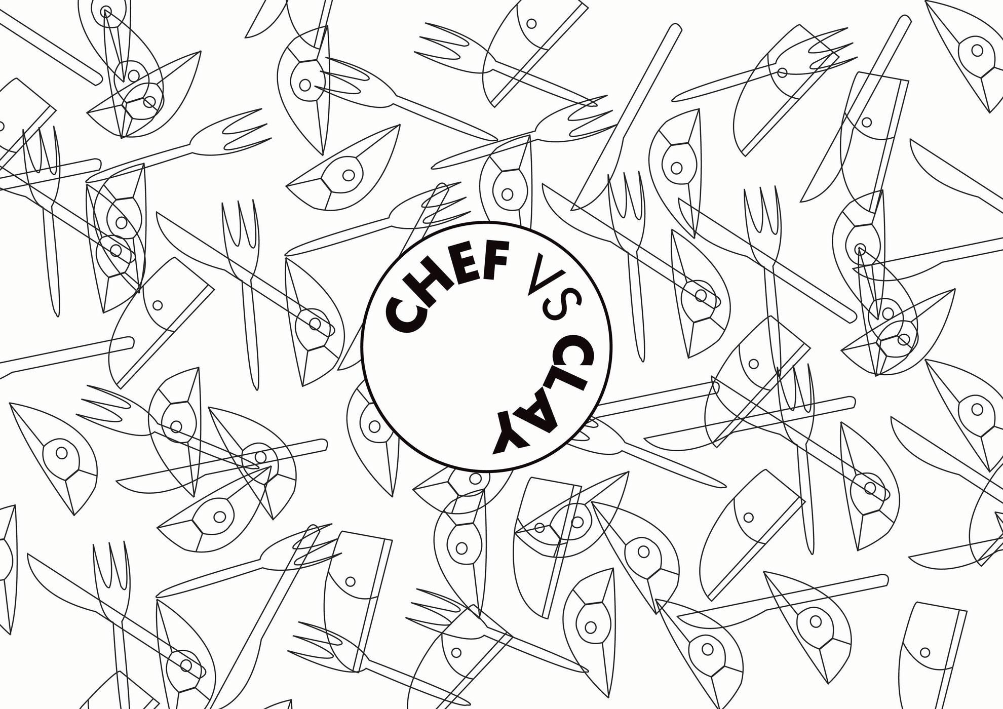 Branding,  Chef vs Clay