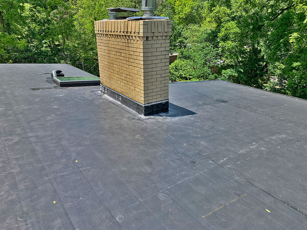 Flat Roof Replacement in Ann Arbor - Neighborhood Roofing
