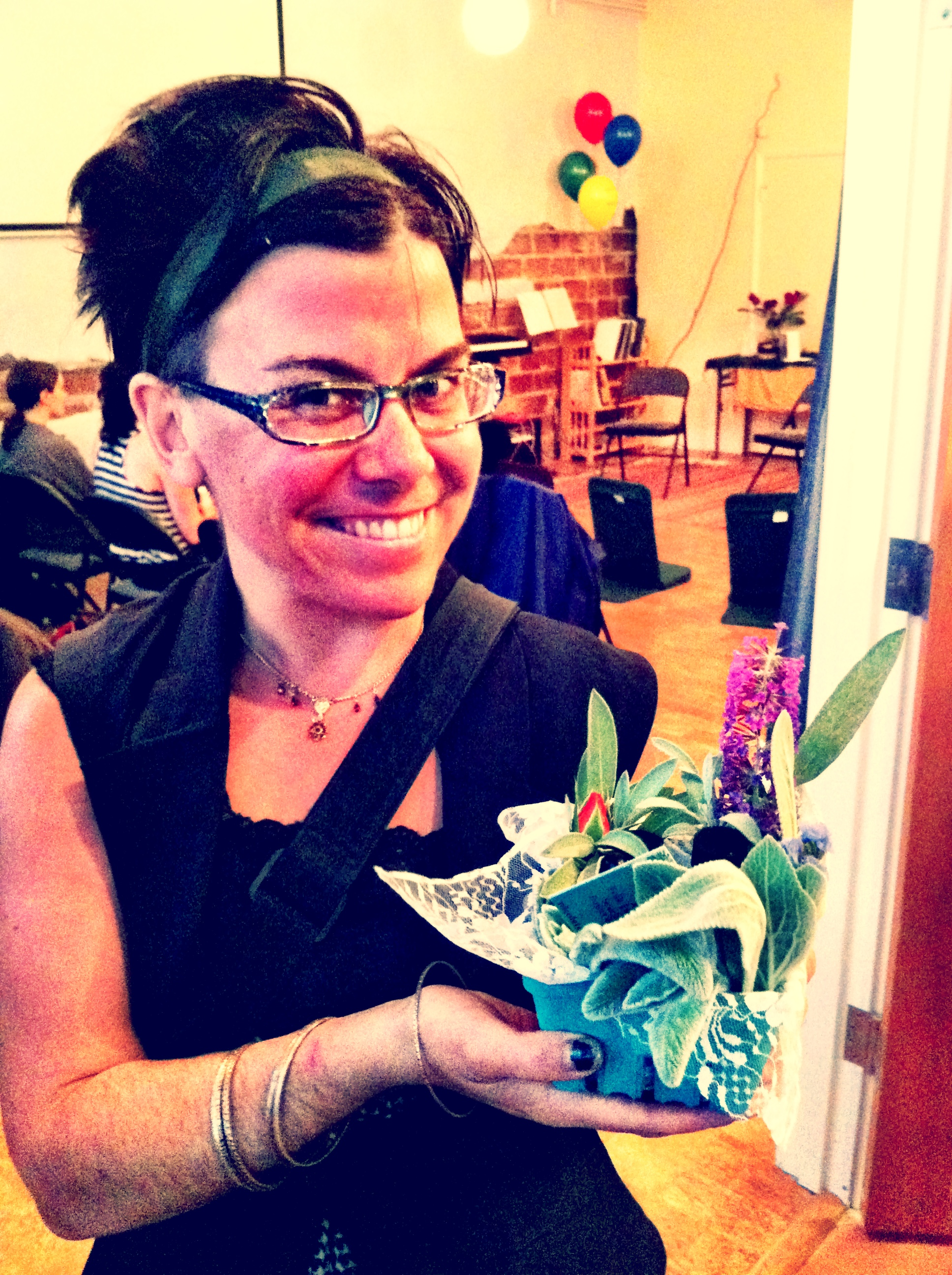 Nicole Pepper of Green Witch Apothecary