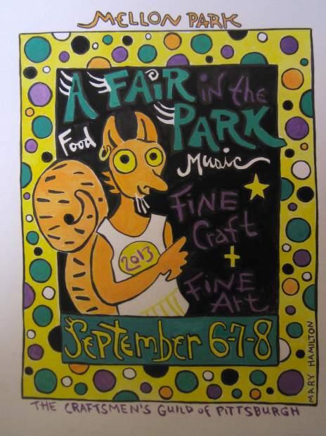 2013 Fair Poster-Mary Hamilton