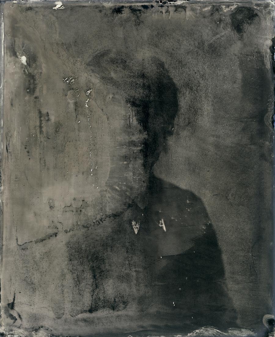 """""""Lauren"""" (2013), by Frank Hamrick"""