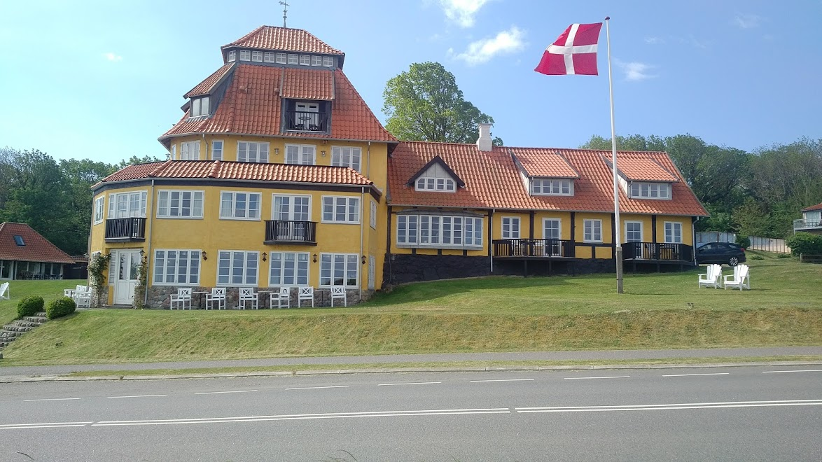 stammersballe badehotel  ( seaside resort ) i stayed wit my daughter louise, below hints of how good it was, and it was good.