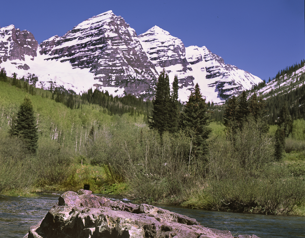 #22 Maroon Bells, Aspen CO