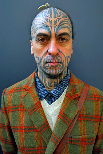 George Nuku >>> fine artist