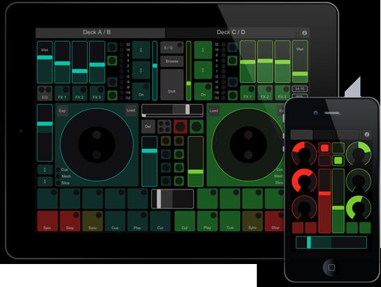 Midi Thief Tutorial for TouchOSC+Modul8+CoreMIDI