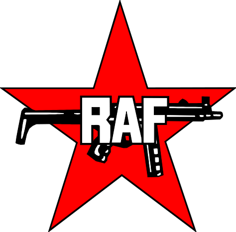 The Red Army Faction's Urban  Guerrilla Concept is not based on an optimistic view of the prevailing circumstances in the Federal Republic and West Berlin.    — The Urban Guerrilla Concept authored by RAF co-founder Ulrike Meinhof (April 1971)