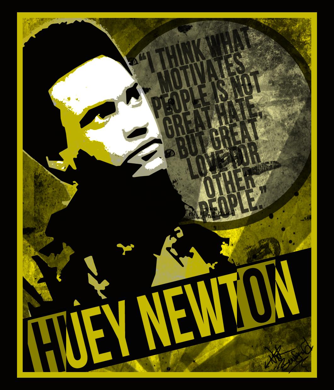 Free Huey P Newton