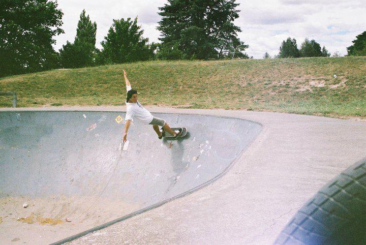 RIP Damian Skater Brightwell