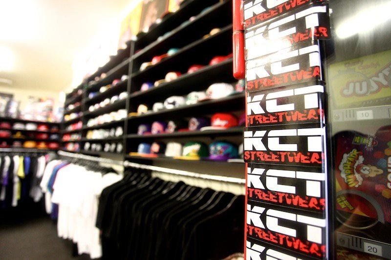 KCT Streetwear Wellington