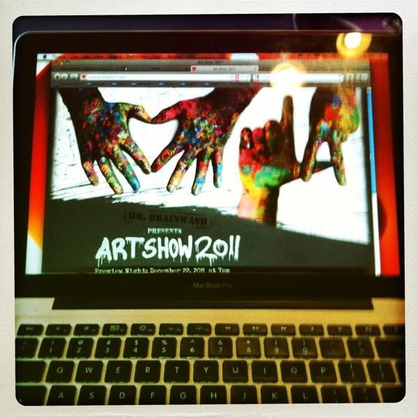 ARTIVIST : iPhone home