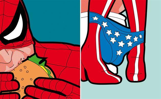 The-Secret-Life-of-Superheroes-by-Greg-Guillemin-3.jpg