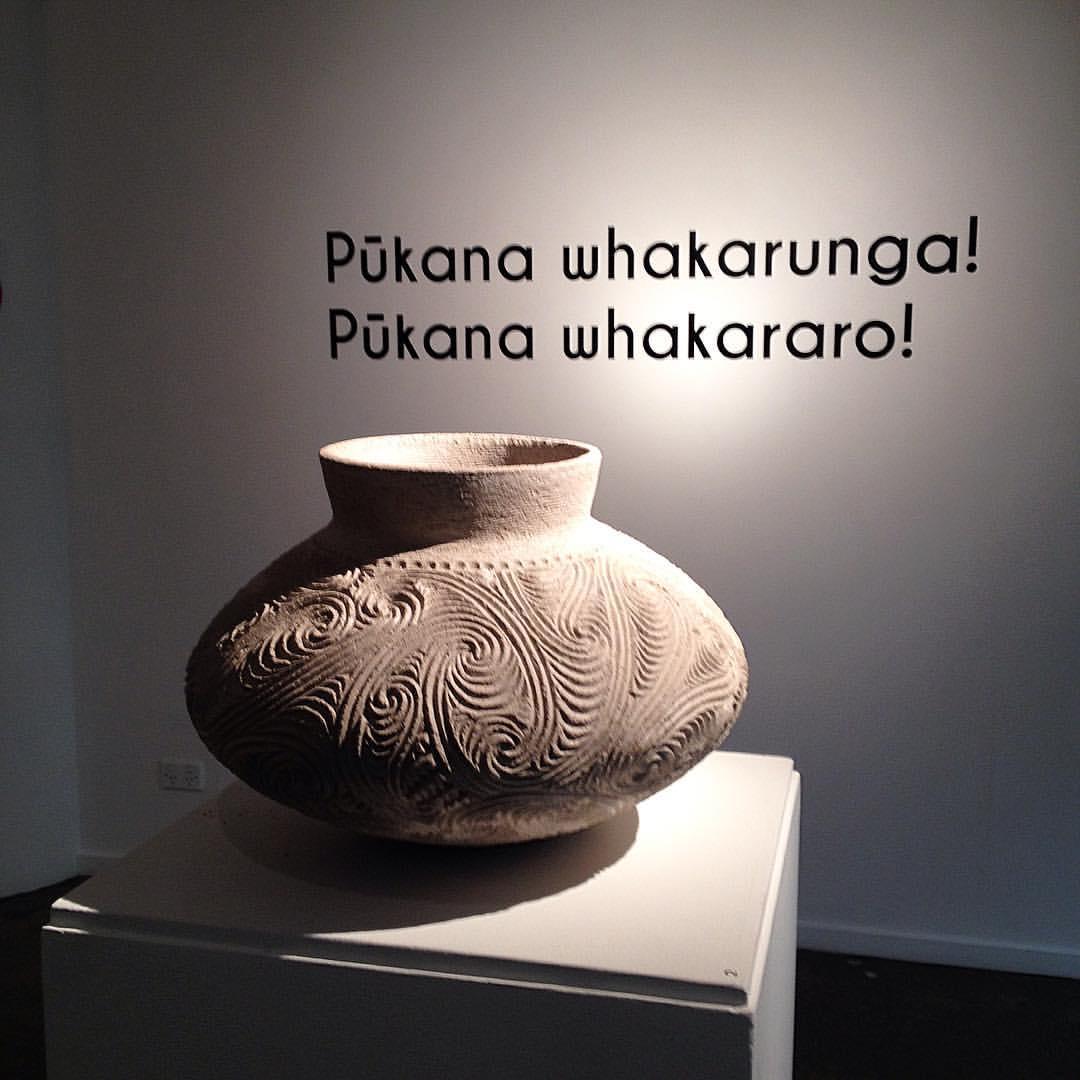 Stevei Houkamau 'Ipu Whenua', 2017  white raku clay