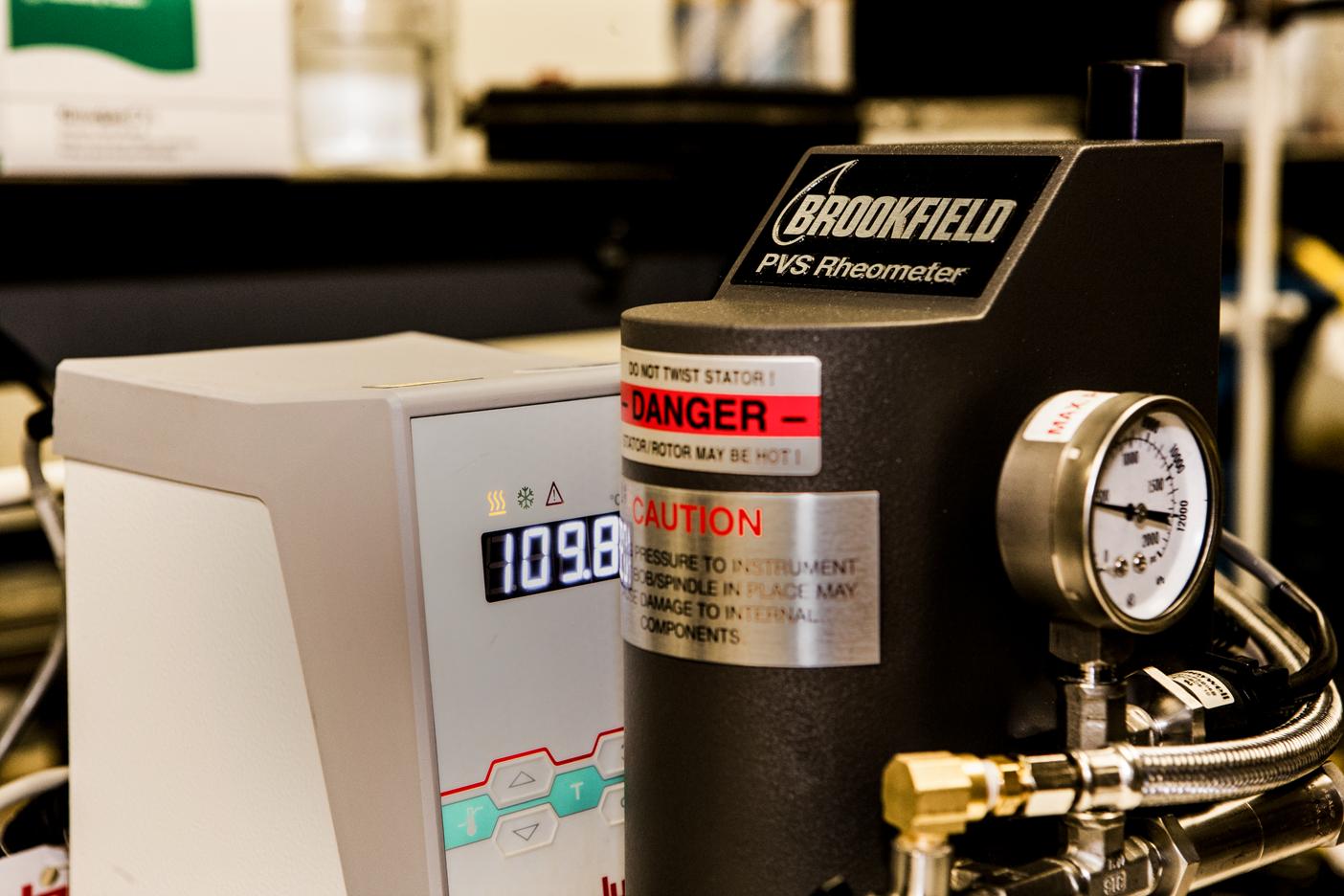 Brookfield Rheometer