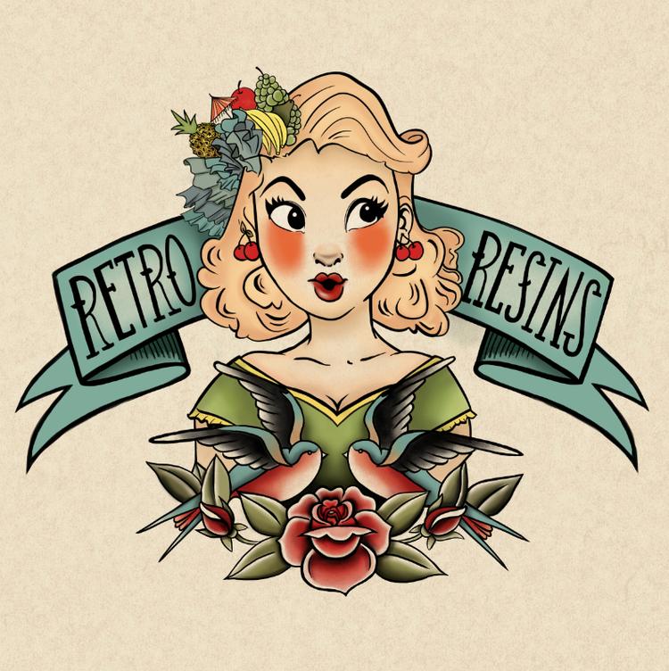 RETRO RESINS
