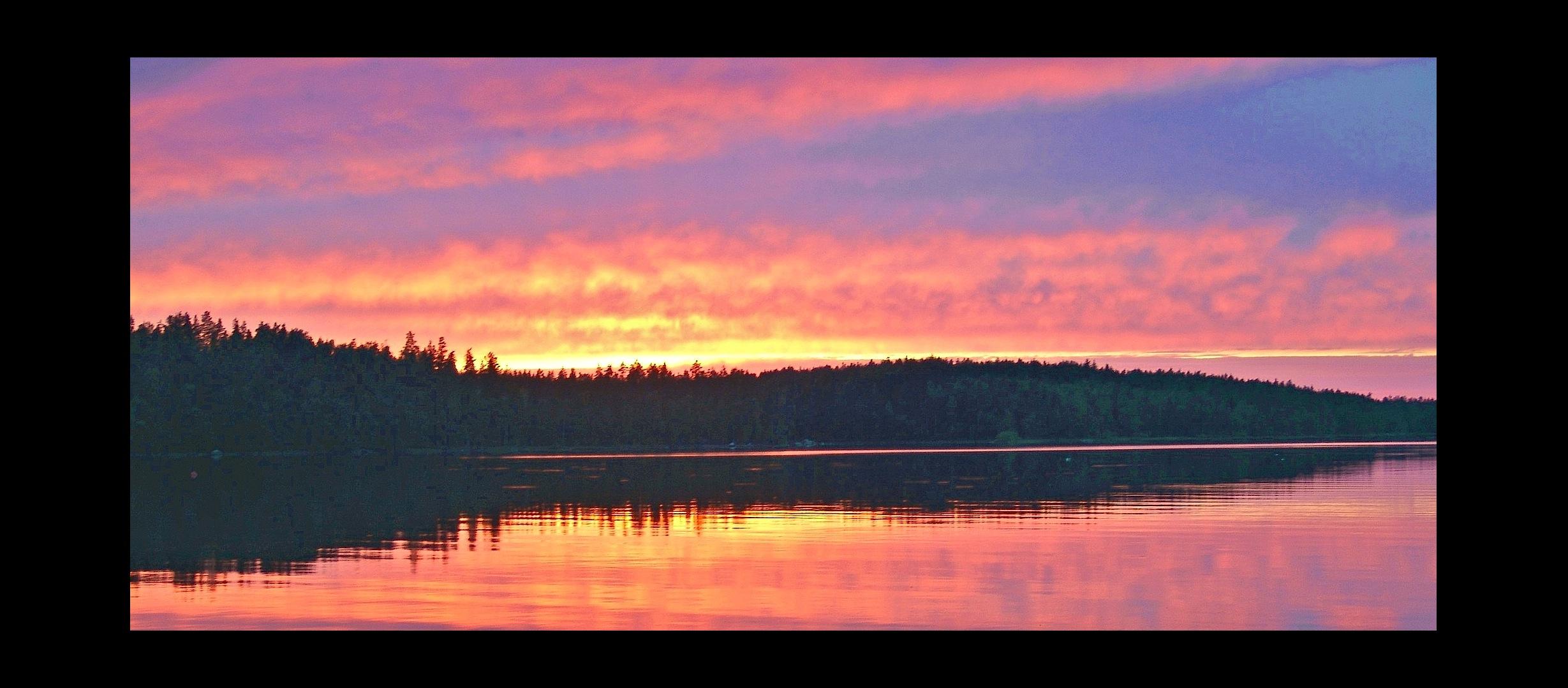 Lake Saimaa, near Lappeenranta, Finland