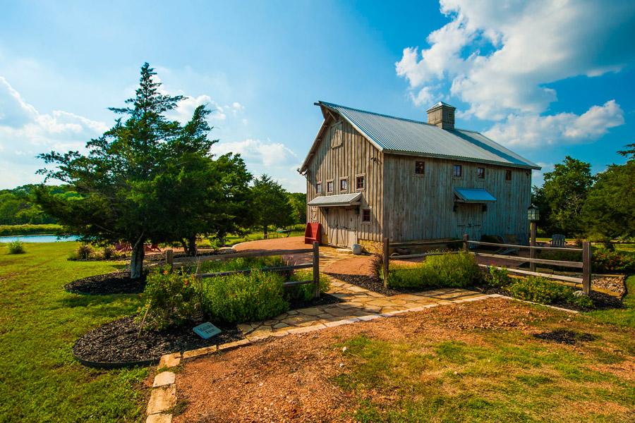 Greenville Barn Home