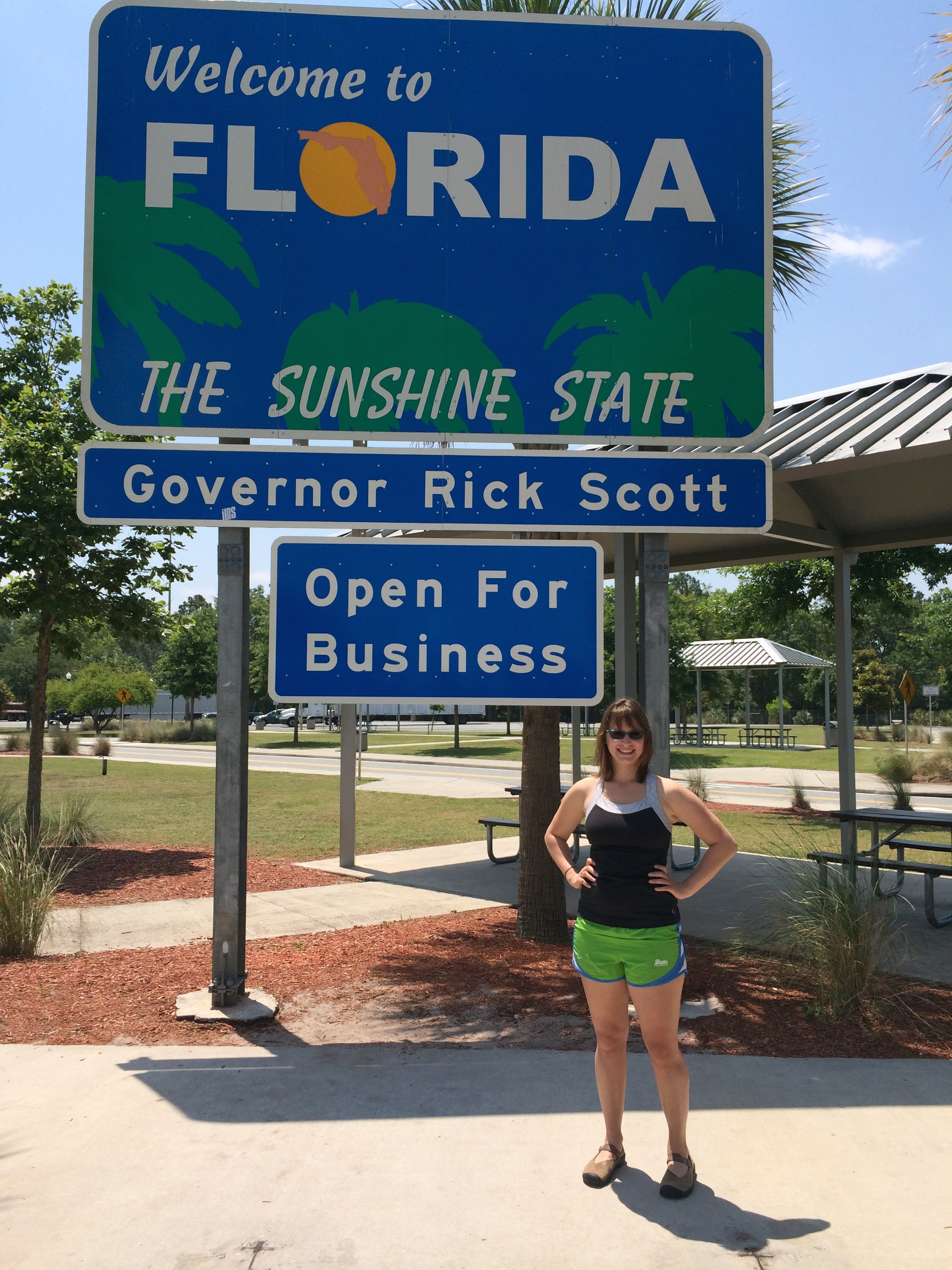 Welcome to Florida!