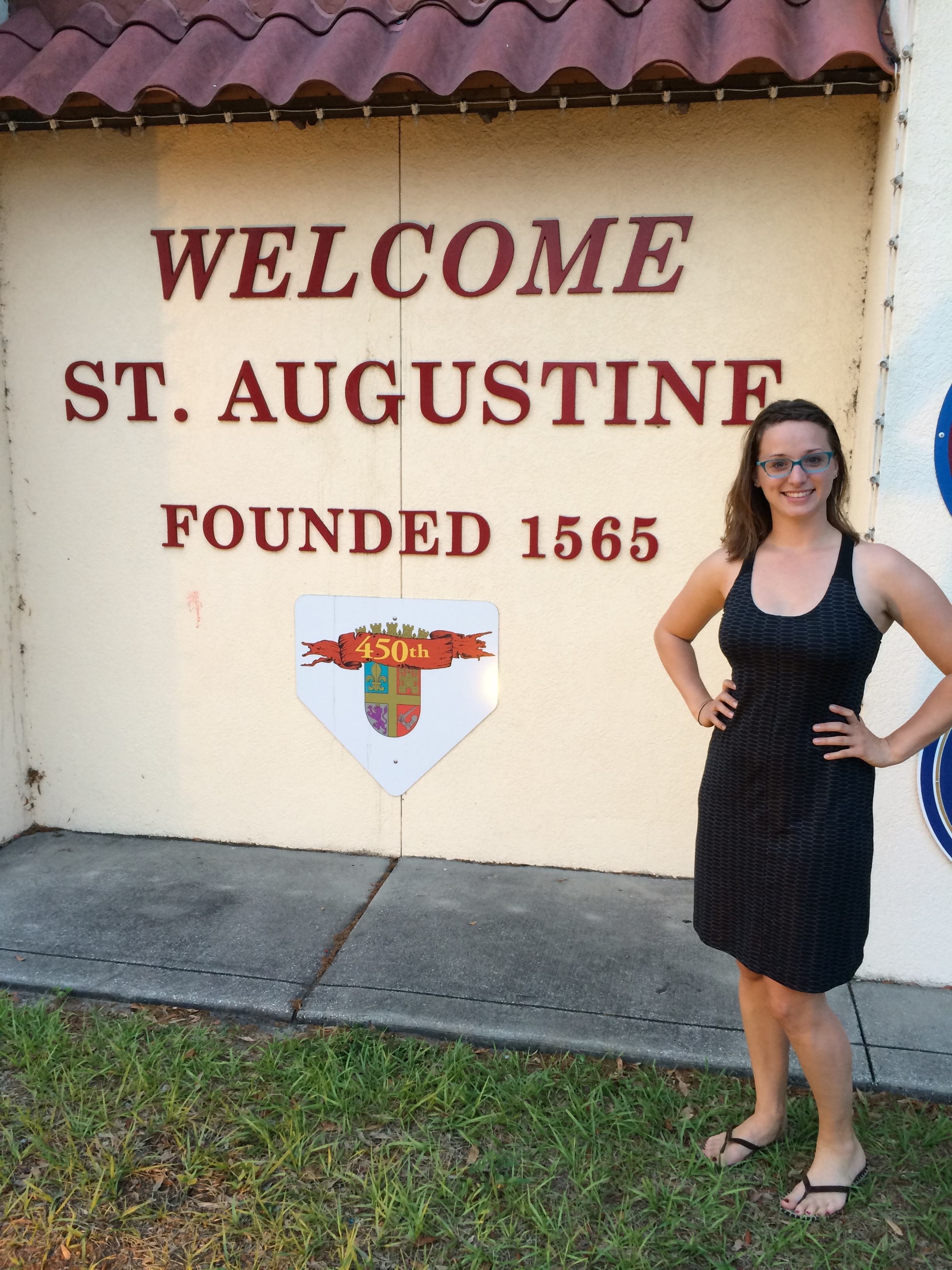 Welcome to St. Augustine!