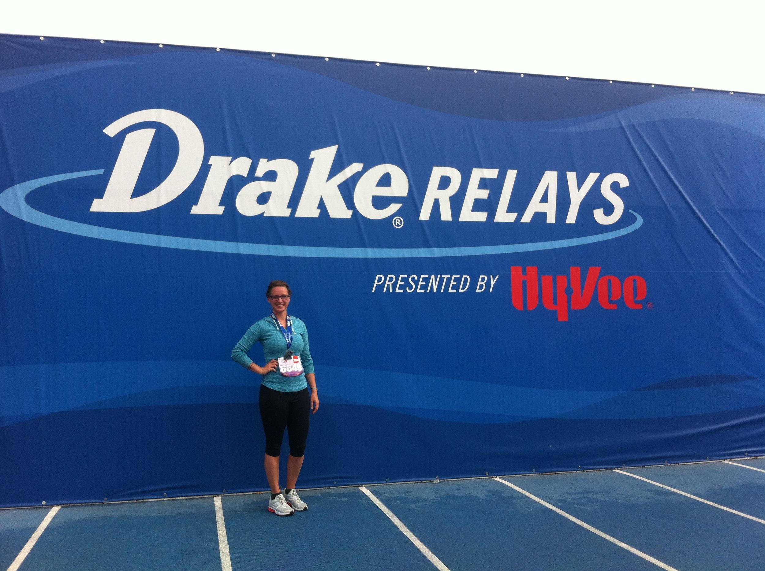 Drake Relays Road Races