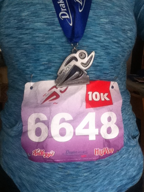 Finished my first 10K