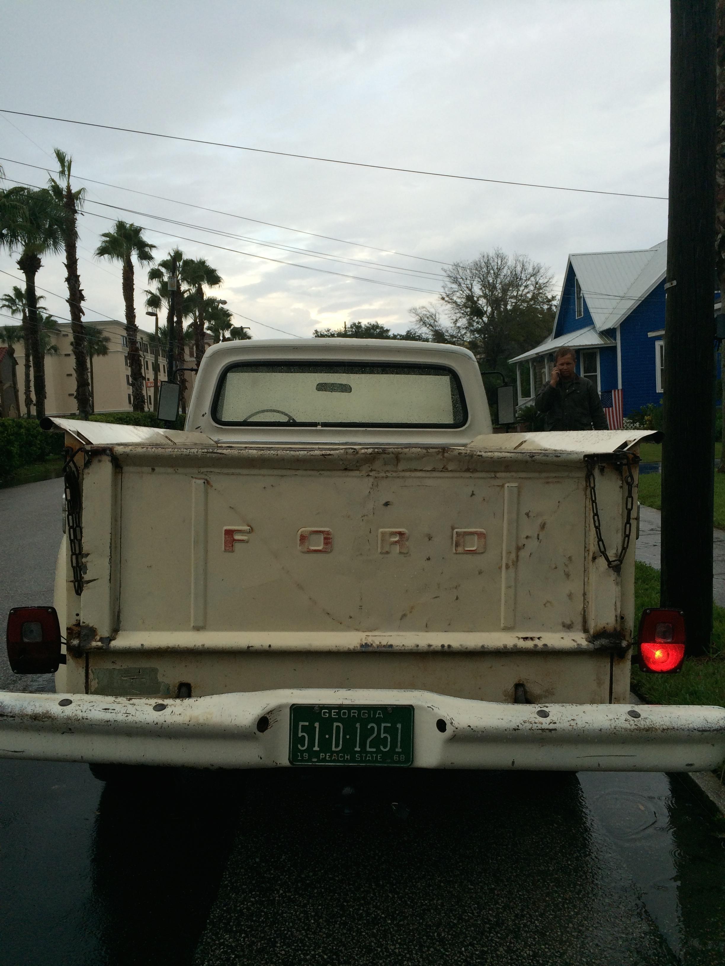 Jon's new truck is here!!!