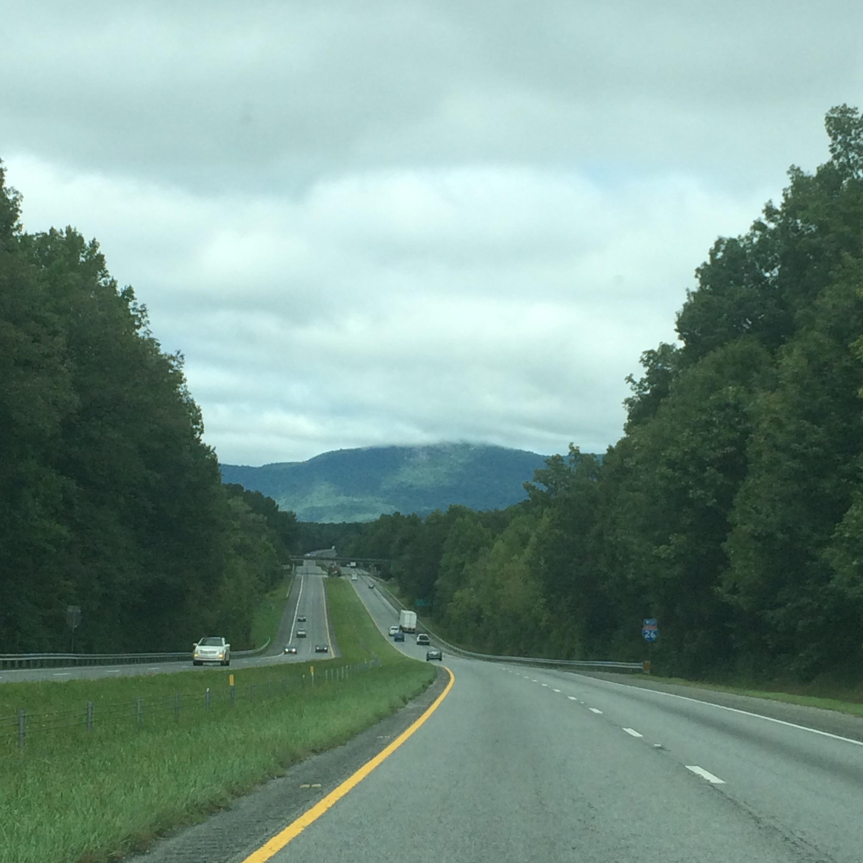 Driving to N orth Carolina!