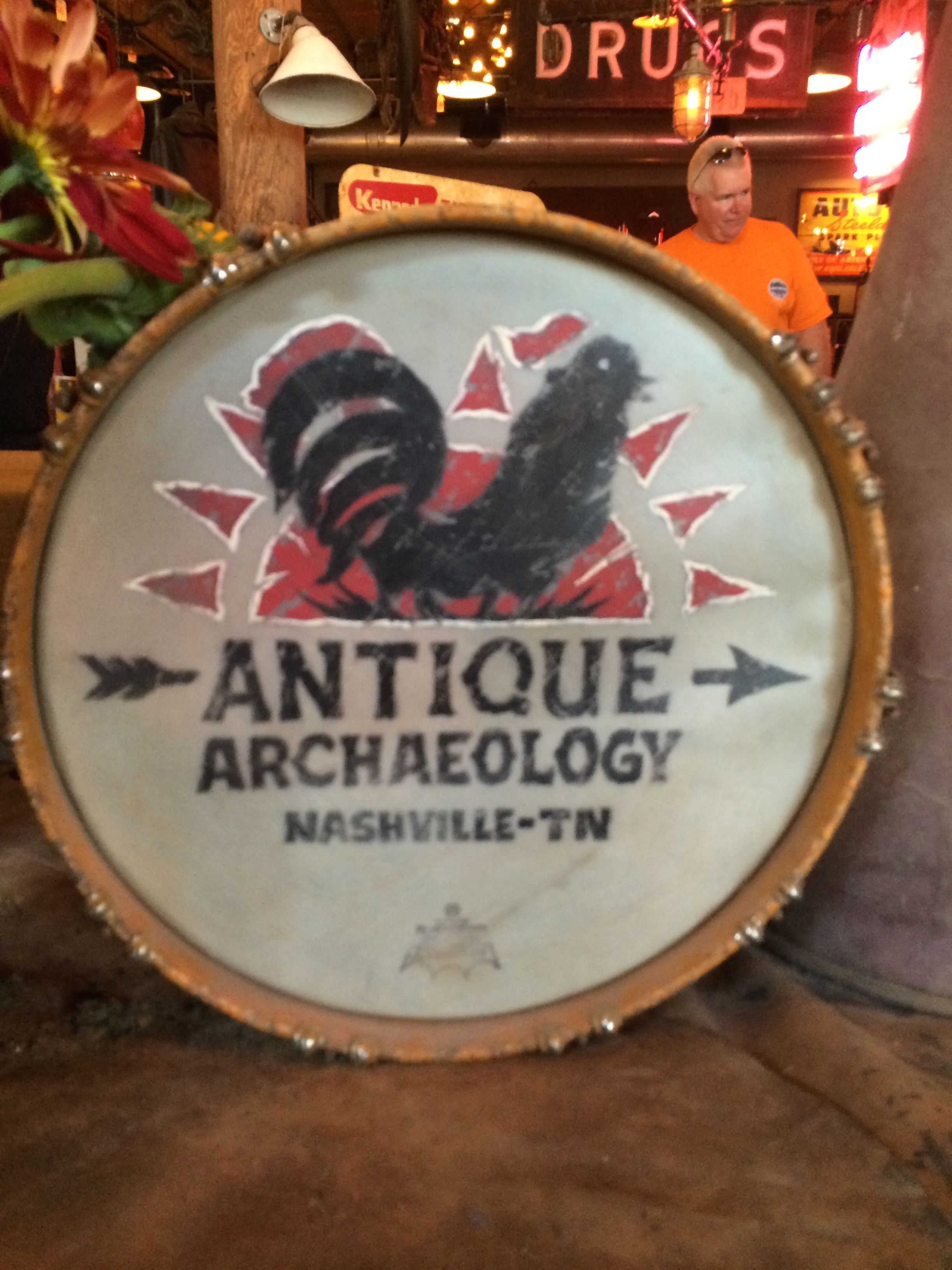 Antique Archeology in Nashville!