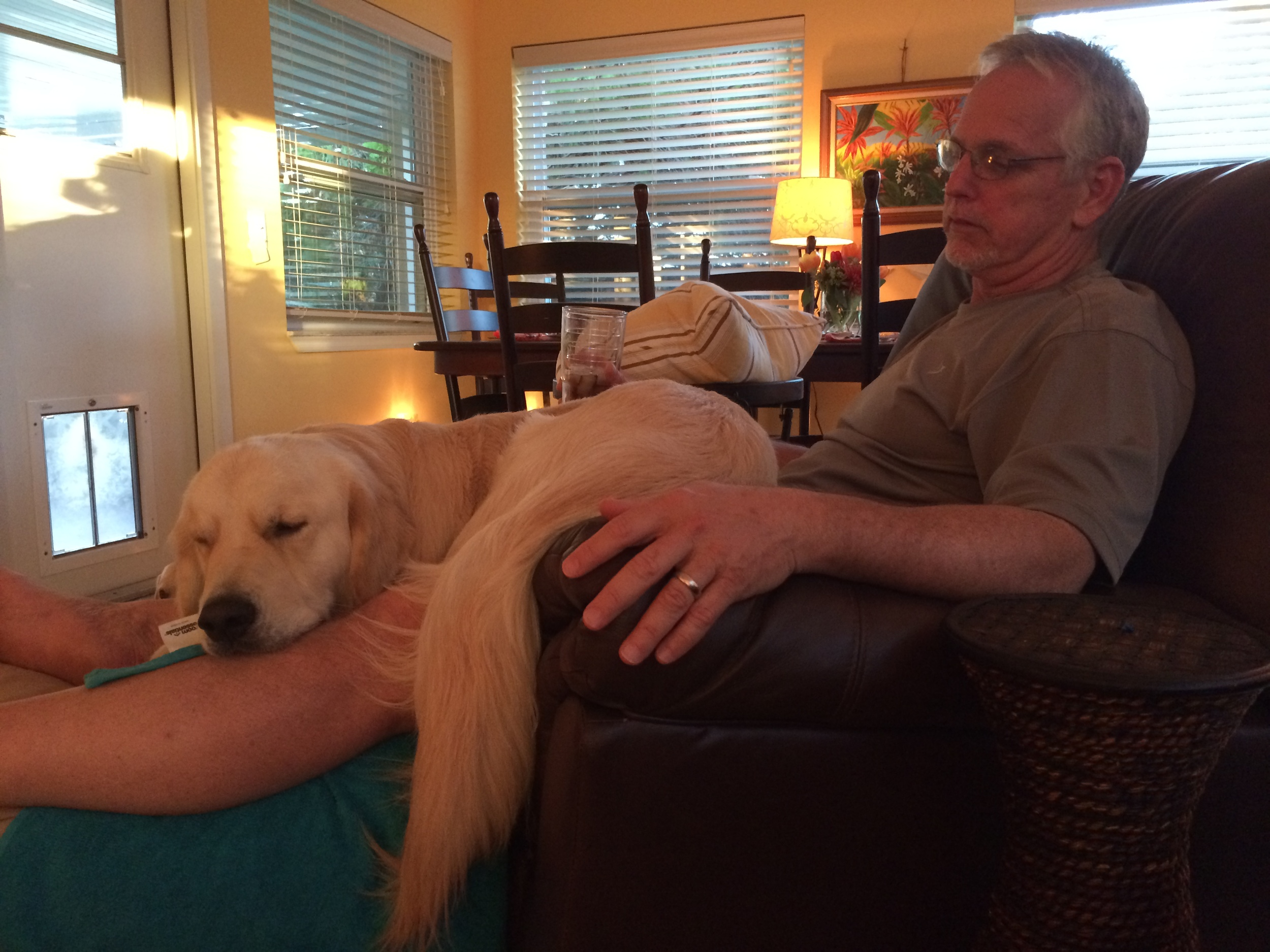 Granddogpa and Granddog