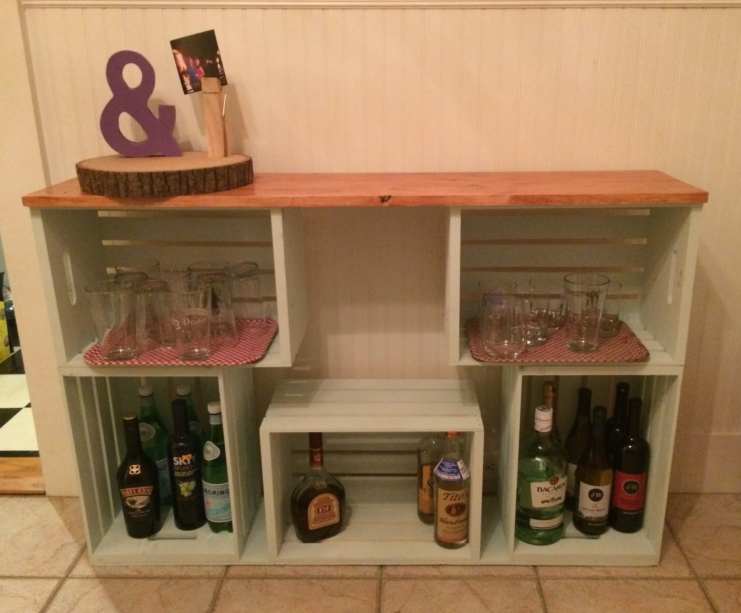 The 'Original' Crate Bar