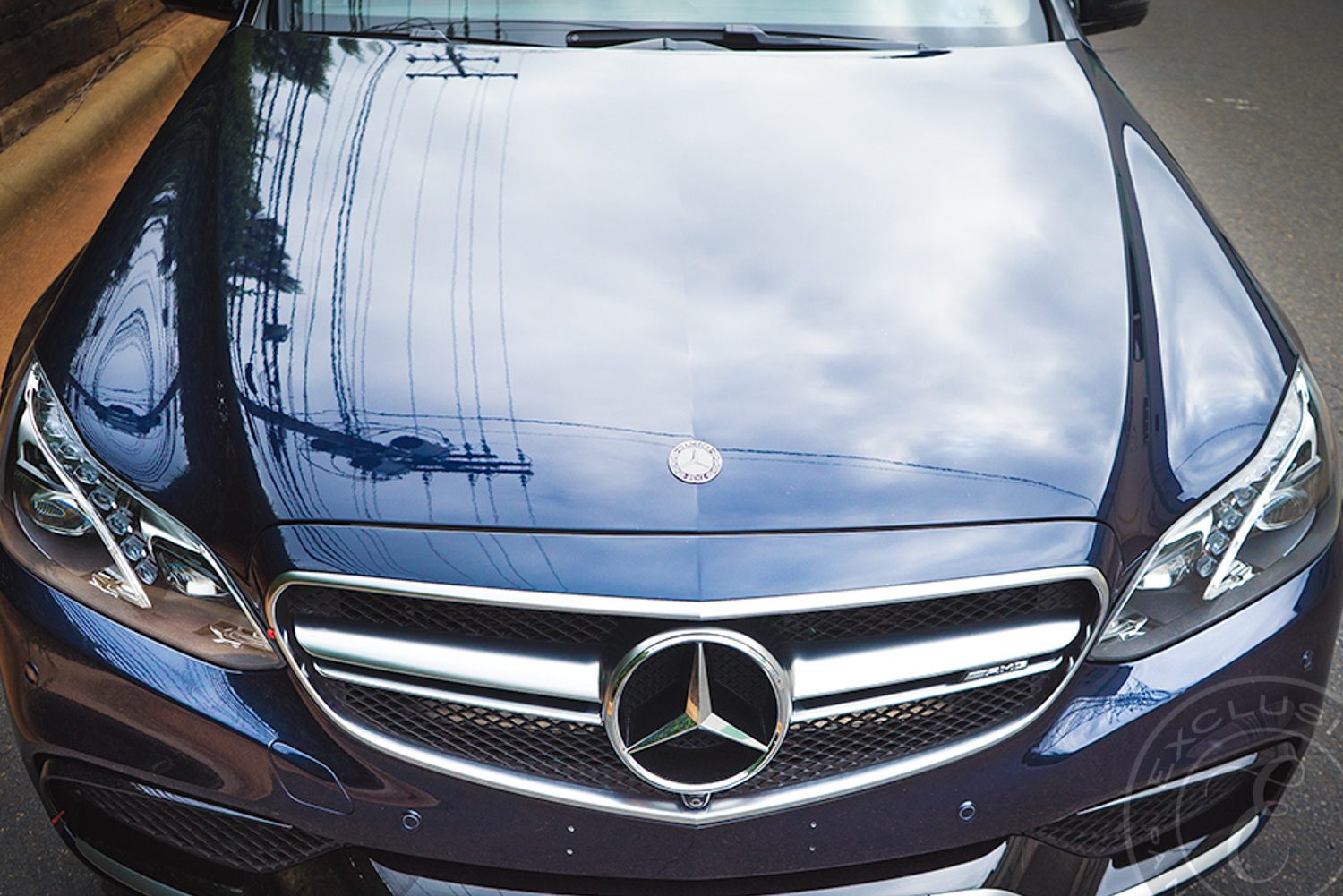 AMG E 63 After Paint Correction