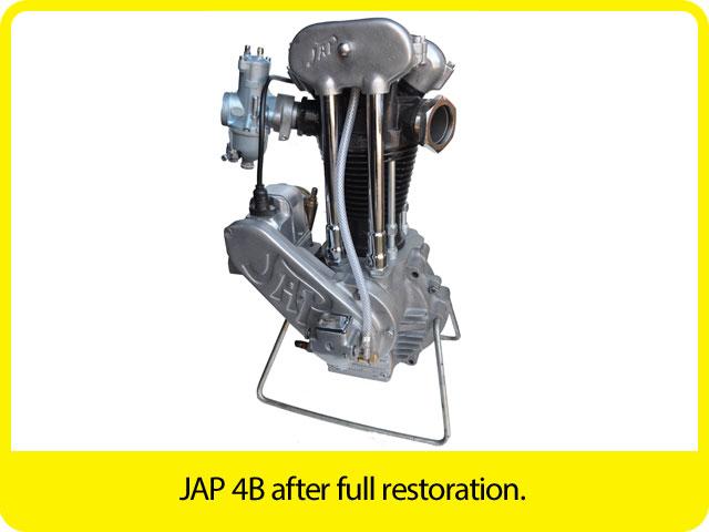 Restoration — Speedway Service Ltd