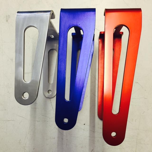 Elite rear alloy seat bracket. 125mm, 160mm, 175mm all colours