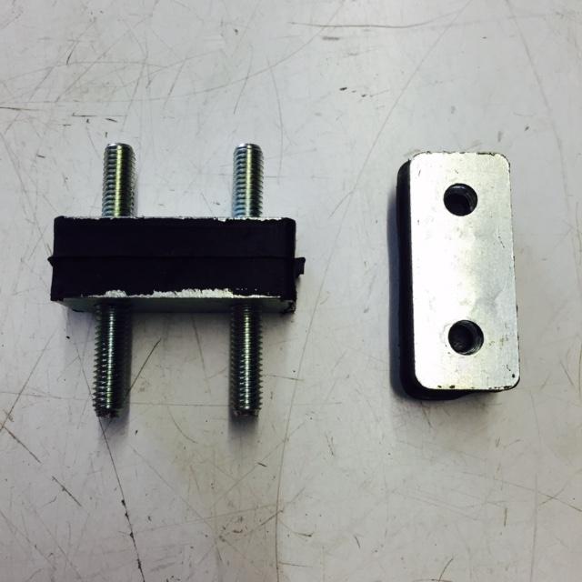 Elite coil mount, male/male thread, female/female thread
