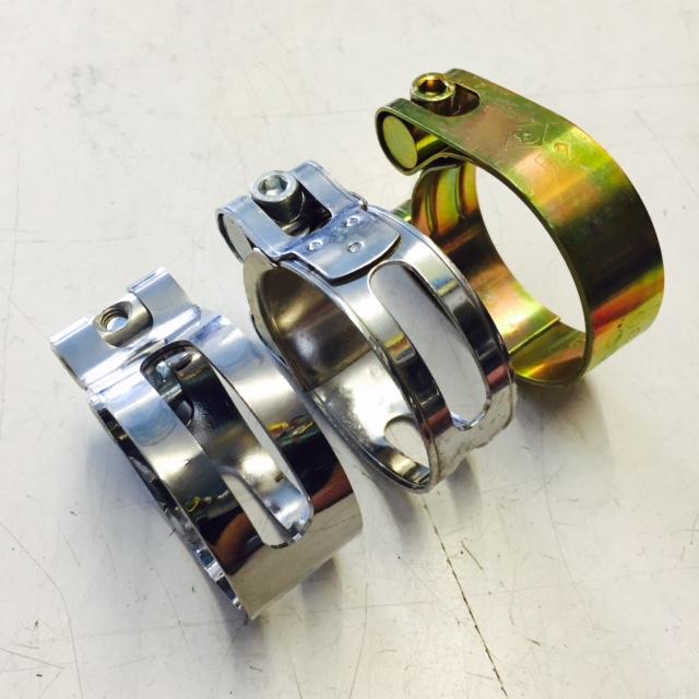 Elite lightweight clamp, lightweight clamp, Danish clamp