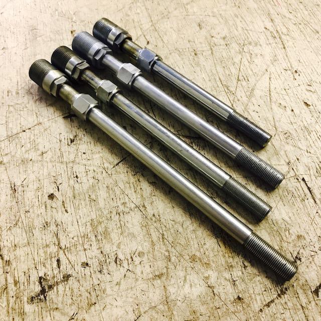Cylinder stud