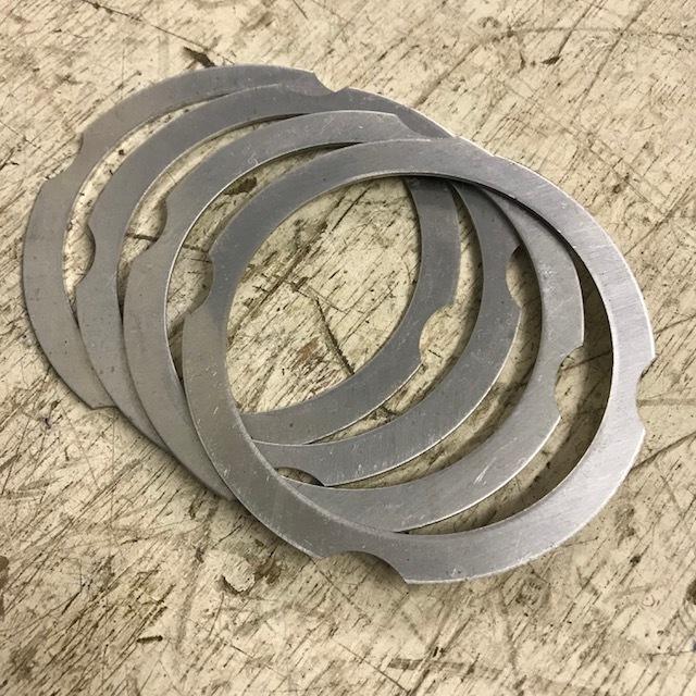 Compression plates 0.6,0.8,1,1.5mm