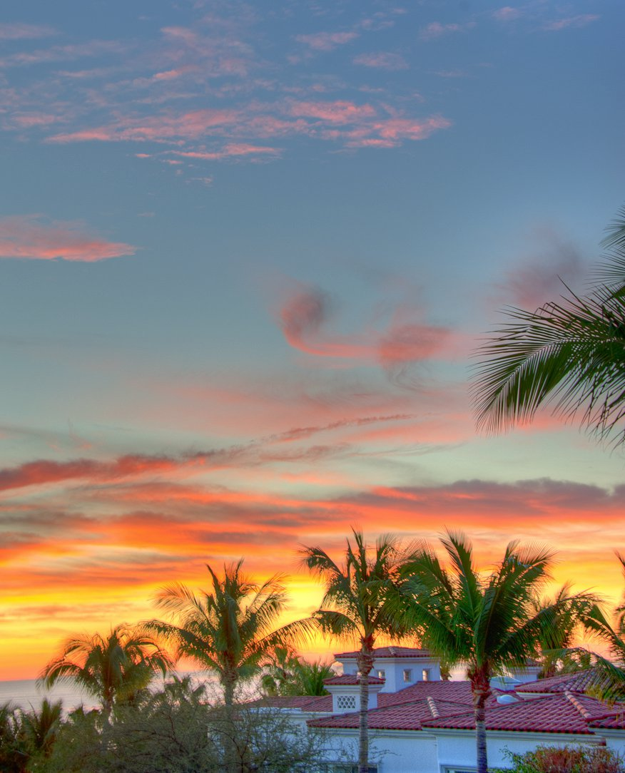 Sunrise in Cabo series 1