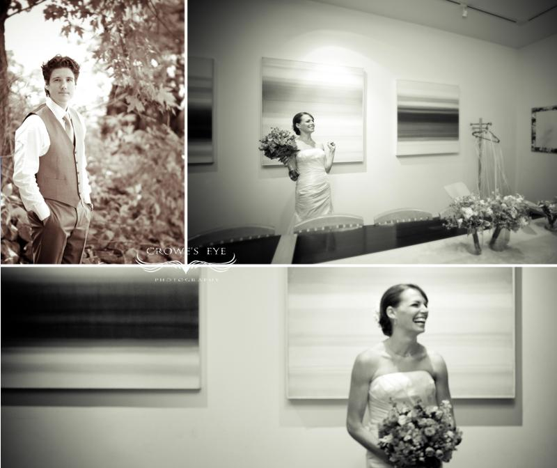 Indianapolis Art Center  Indianapolis Wedding Photography