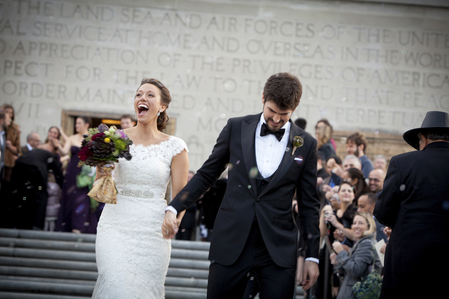 Indianapolis-Indiana-Wedding-Photographer-Crowes-Eye-Photography-War-memorial-Bride-and-Groom-exit.jpg