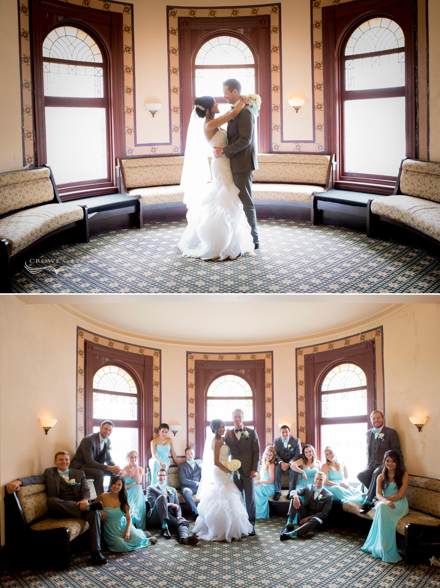 Crowne Plaza Indianapolis Wedding