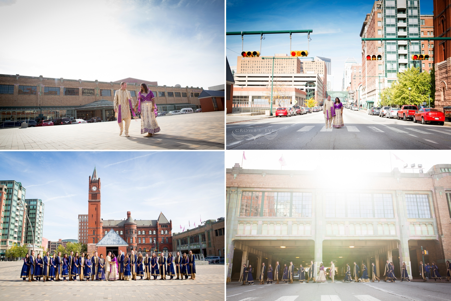 Indianapolis City Wedding Photogrpaher
