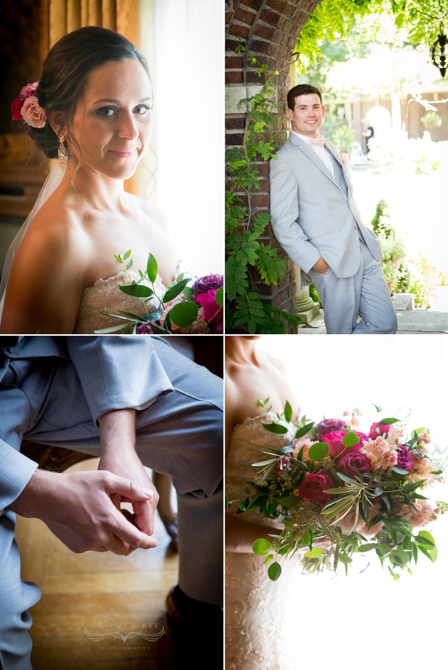 Irwin Gardens Wedding