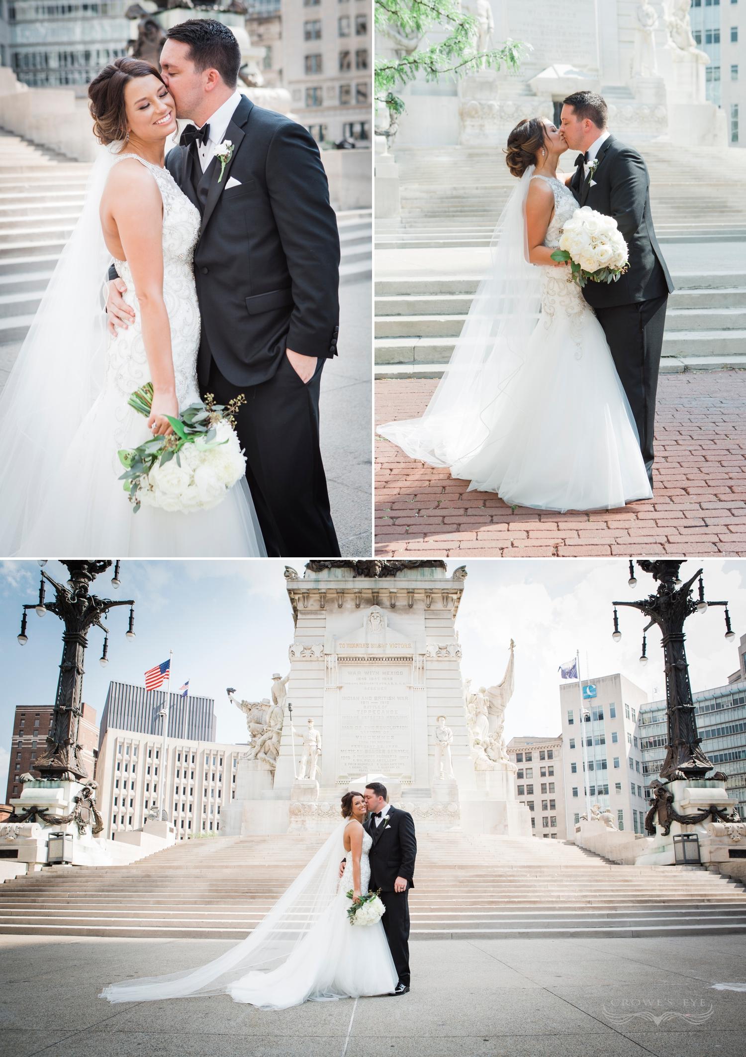 Wedding Couple Indianpolis Monument.jpg