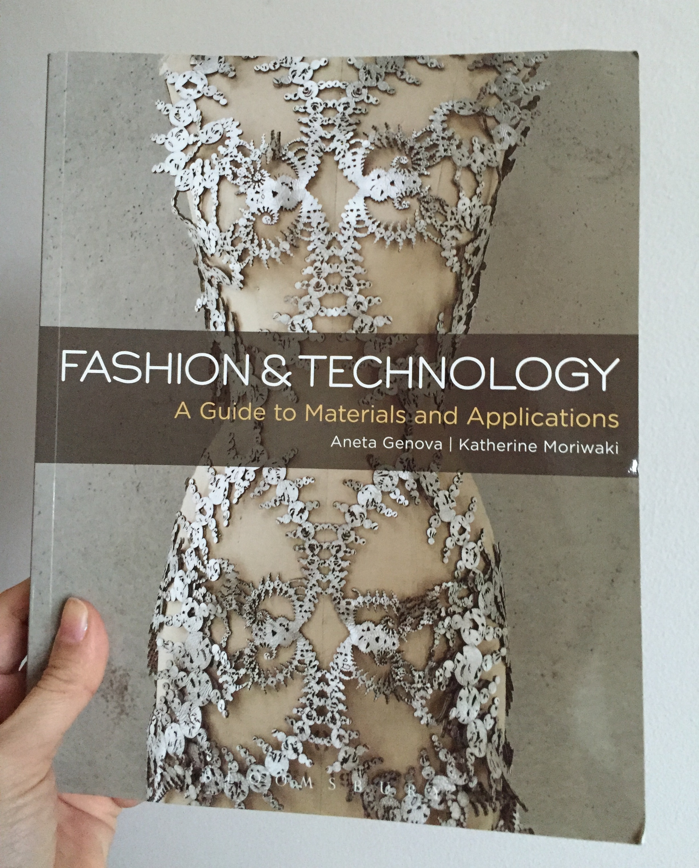 Fashion and Technology book